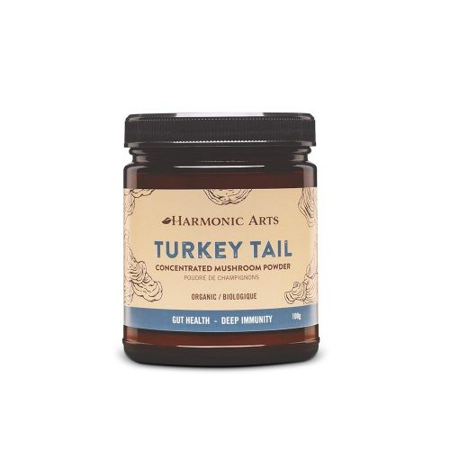 Turkey Tail Concentrated Mushroom Powder 454 g