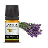 LAVENDER: FRENCH ESSENTIAL OIL 5 ml (100%)