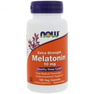 Melatonin 10mg 100Vcaps